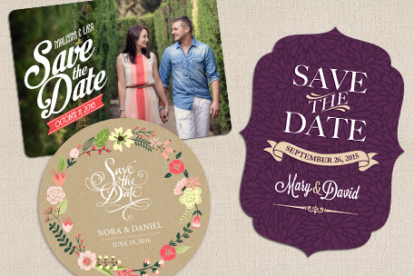 Save the Date Printing