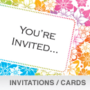 Invitation, Announcement, and Card Printing